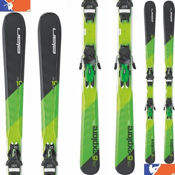 Elan EXPLORE 10 TI SKIS W/PS EL 10.0 BINDINGS 2016/2017