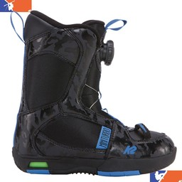 K2 MINI TURBO JUNIOR SNOWBOARD BOOT 2017/2018
