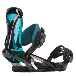 RIDE KS WOMENS' SNOWBOARD BINDINGS 2017/2018