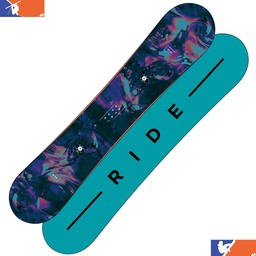 RIDE RAPTURE WOMENS' SNOWBOARD 2017/2018