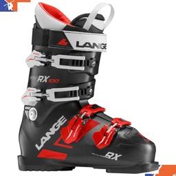 LANGE RX 100 SKI BOOTS 2017/2018