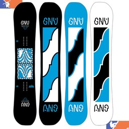 GNU SPACE CASE SNOWBOARD 2017/2018