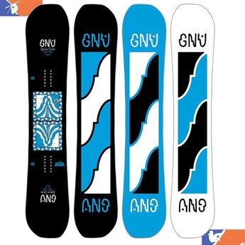 GNU SPACE CASE SNOWBOARD 2017/2018