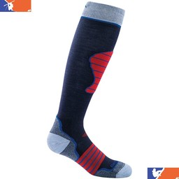 DARN TOUGH PADDED OVER THE CALF JUNIOR SKI SOCK 2017/2018