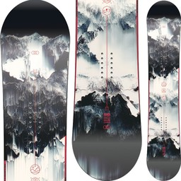 CAPITA OUTERSPACE LIVING SNOWBOARD 2017/2018