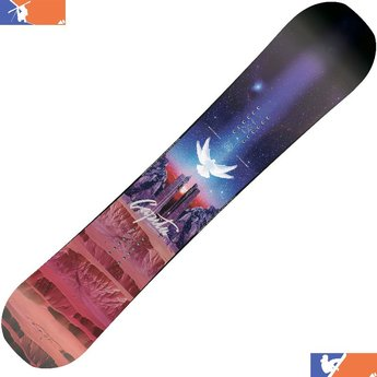 CAPITA SPACE METAL FANTASY WOMENS' SNOWBOARD 2017/2018