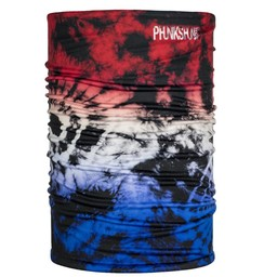 PHUNKSHUN WEAR DOUBLE TUBE TIE DYE 2017/2018