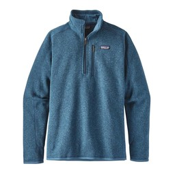 PATAGONIA BETTER SWEATER 1/4 ZIP 2017/2018