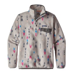 PATAGONIA LIGHT WEIGHT SYNCHILLA SNAP WOMENS' PULL OVER 2017/2018