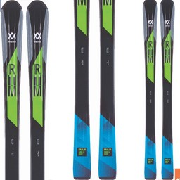 VOLKL RTM JUNIOR SKI + VMOTION 4.5 BINDING 2017/2018