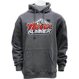 NEVER SUMMER COLD MOUNTAIN PULLOVER HOODIE 2017/2018