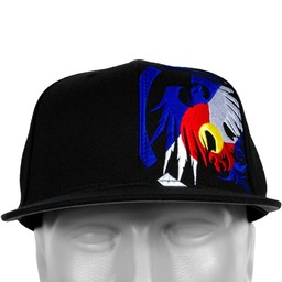 NEVER SUMMER COLORADO CROPPED EAGLE 210 FLEX HAT 2017/2018