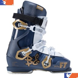 FULL TILT B&E PRO LTD SKI BOOT 2018/2019 BLUE/WHITE/GOLD