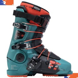 FULL TILT TOM WALLISCH PRO LTD SKI BOOT 2018/2019 TEAL/BLACK/RED