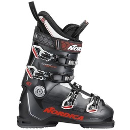 NORDICA SPEEDMACHINE 110 SKI BOOT 2018/2019 ANTHRACITE/BLACK/RED
