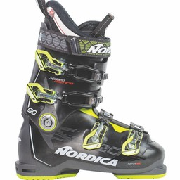 NORDICA SPEEDMACHINE 90 SKI BOOT 2018/2019 BLACK/ANTHRACITE/LIME