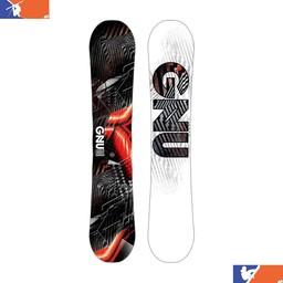 GNU ASYM CARBON CREDIT BTX SNOWBOARD 2018/2019