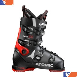 ATOMIC HAWX PRIME 100 SKI BOOT 2018/2019 BLACK/RED