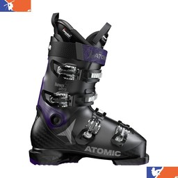 ATOMIC HAWX ULTRA 95 WOMENS SKI BOOT 2018/2019 BLACK/PURPLE
