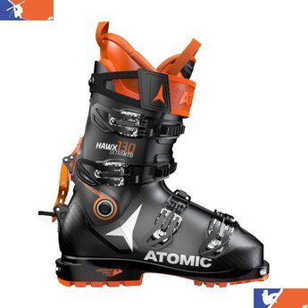 ATOMIC HAWX ULTRA XTD 130 SKI BOOT 2018/2019 BLACK/ANTHRACITE/ORAN