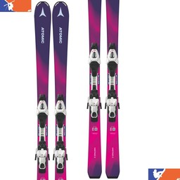ATOMIC VANTAGE GIRL X WITH C5 BINDING JUNIOR SKI 2018/2019