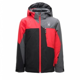 SPYDER AMBUSH JUNIOR SKI JACKET 2018/2019