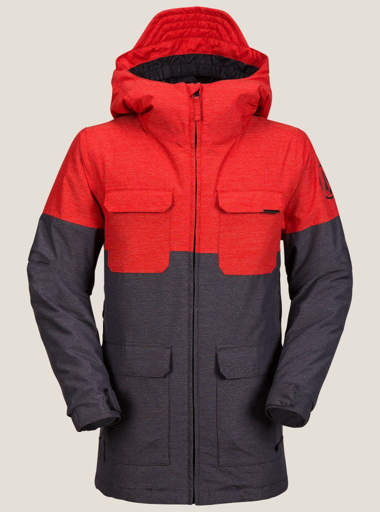 Volcom Inc. Volcom Blocked Insulated Jacket