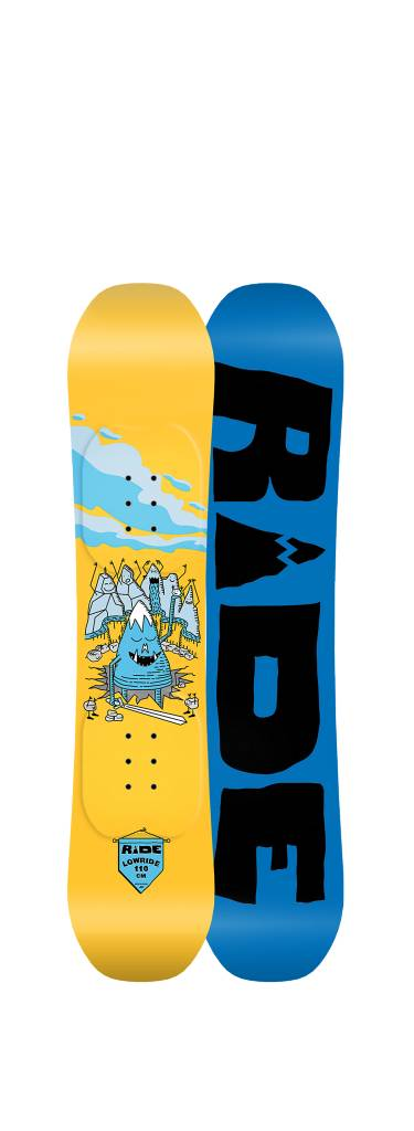 RIDE SNOWBOARDS Ride Lowride