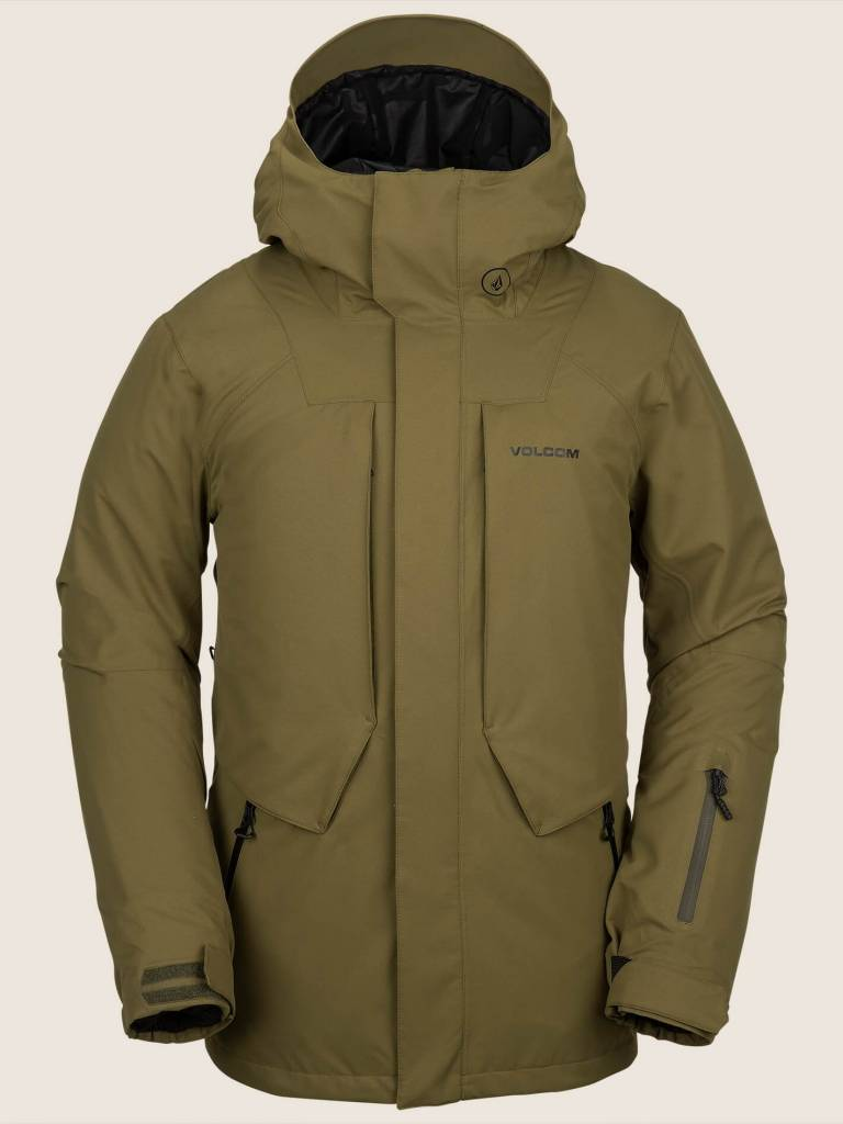 Volcom Inc. Volcom Anders 2L TDS Jacket