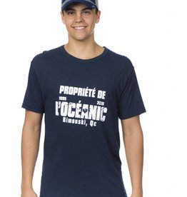 """Property of the Oceanic"" Tee -"