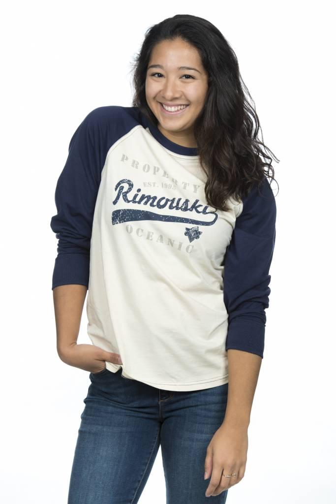 Bardown L/S Baseball T-shirt - Unisex