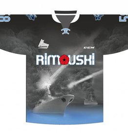 CCM 2017 Rememberance Day Game Jersey - autographed