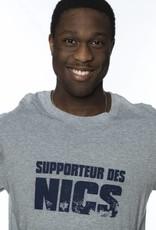 """T-shirt """"Supporteur de L'Océanic"""""""