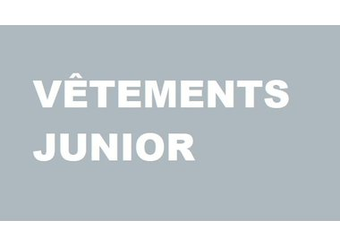 Vêtements junior