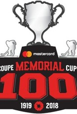 Écusson 100e anniversaire Coupe Memorial