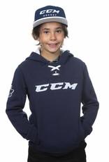 CCM CCM True To Hockey Youth Hoodie