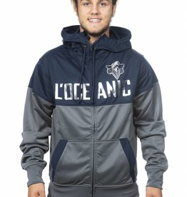 OldTimeHockey OTH Sleek Full Zip Hoodie