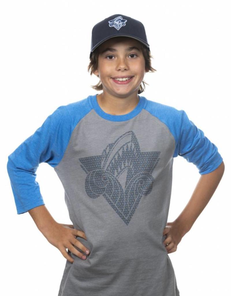 T-shirt baseball Junior