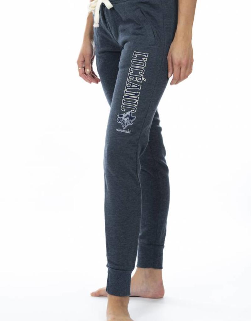 Campus Crew Pantalon ouaté pour femme