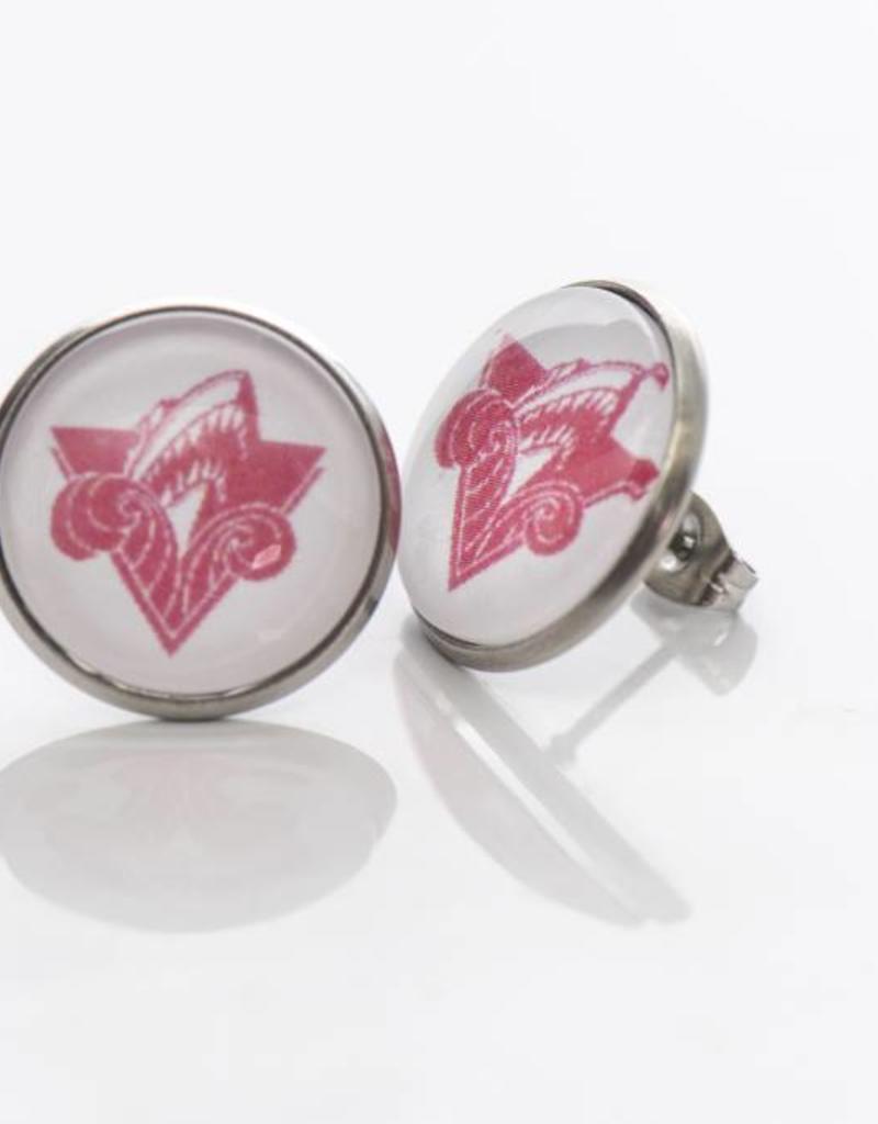 Boucles d'oreilles 16 mm Créations Joli B