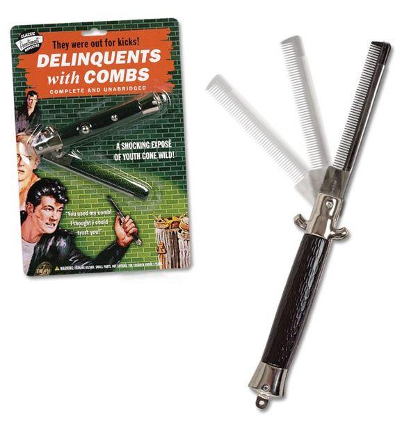Delinquent Comb