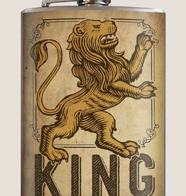 Lion King Flask