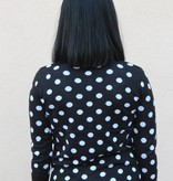 Minnie Cardigan Black