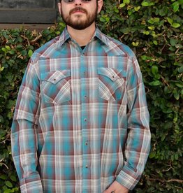 Pendleton Frontier Blue/Brown