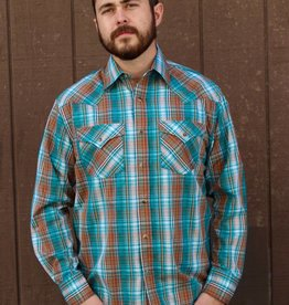 Pendleton Frontier Turq/Brown