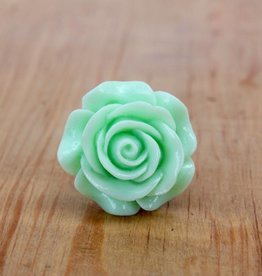 Love In Bloom Ring Mint
