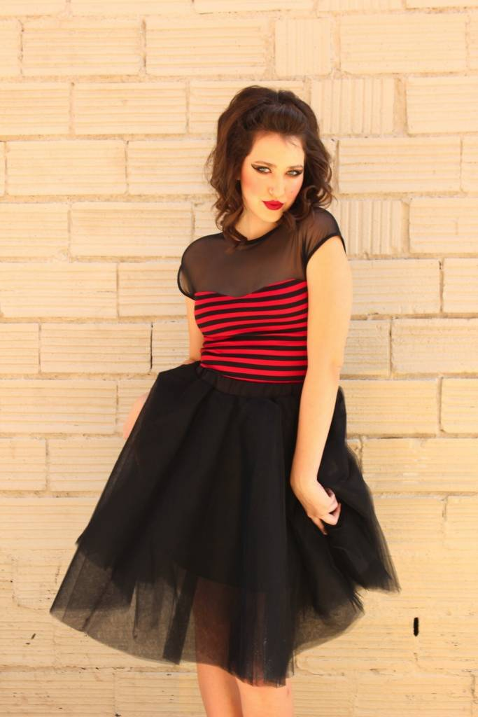 Tom Petticoat Black