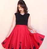 Circle Skirt El Gato