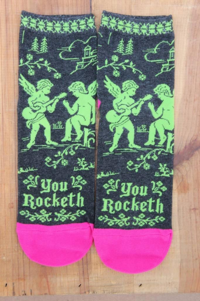 You Rocketh Socks