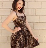 Marlena Dress Leopard